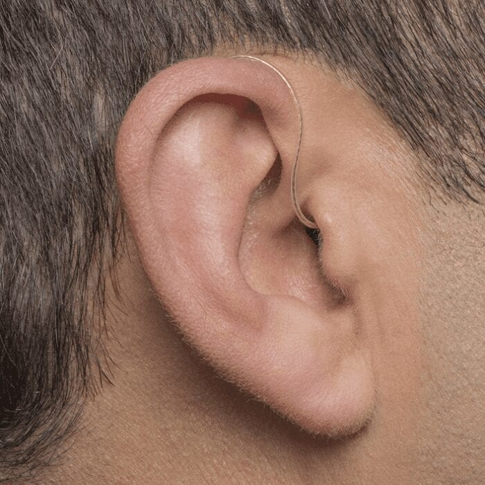 Receiver-In-The-Ear (RIC) Hearing Aid
