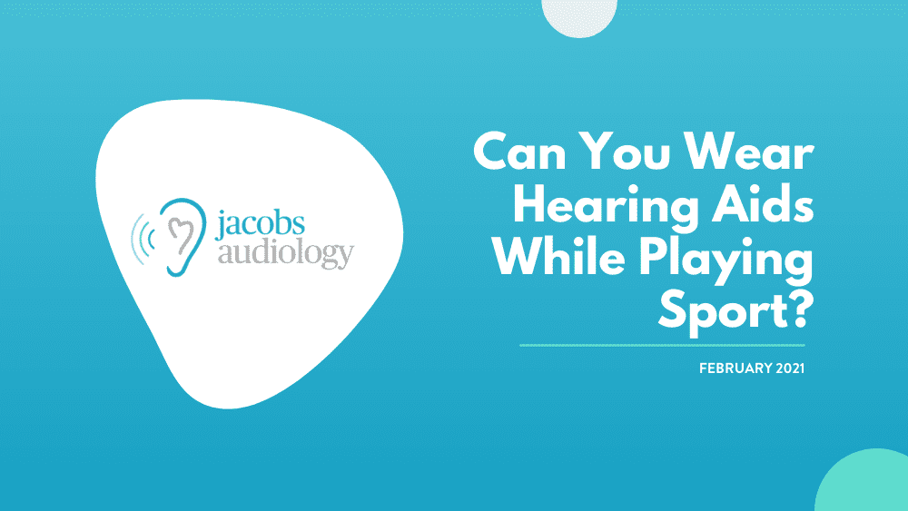 Can You Wear Hearing Aids While Playing Sports?